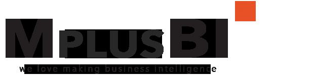 Mplus BI Logo